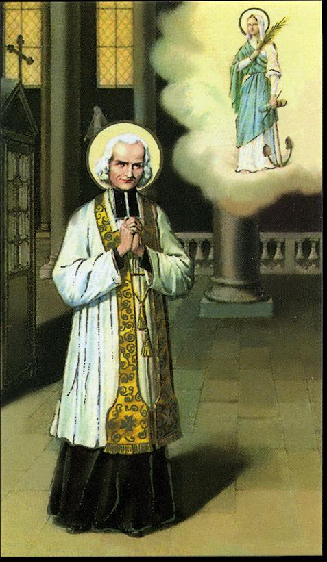 .John Mariae Vianney & St.Philomena