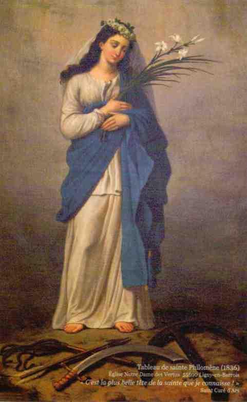 santa filomena Ligny